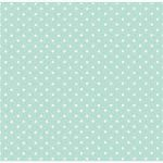 Mint with white dots